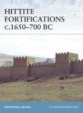 Hittite Fortifications c.1650-700 BC (eBook, ePUB)