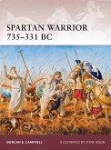Spartan Warrior 735-331 BC (eBook, ePUB)