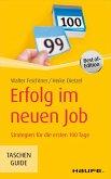 Erfolg im neuen Job (eBook, PDF)