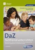 DaZ fachfremd unterrichten 1.-4. Klasse