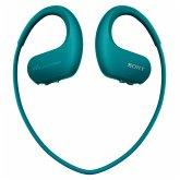 Sony NW-WS413L 4GB MP3 Player blau