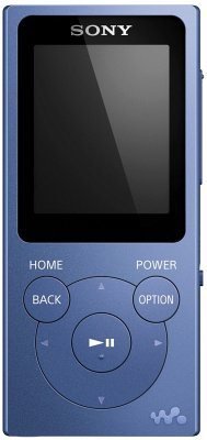 Sony NW-E394L 8GB MP3 Player blau