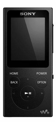 Sony NW-E394B 8GB MP3 Player schwarz