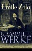 Gesammelte Werke: Die Rougon-Macquart (Kompletter Romanzyklus) + Romane + Erzählungen (eBook, ePUB)