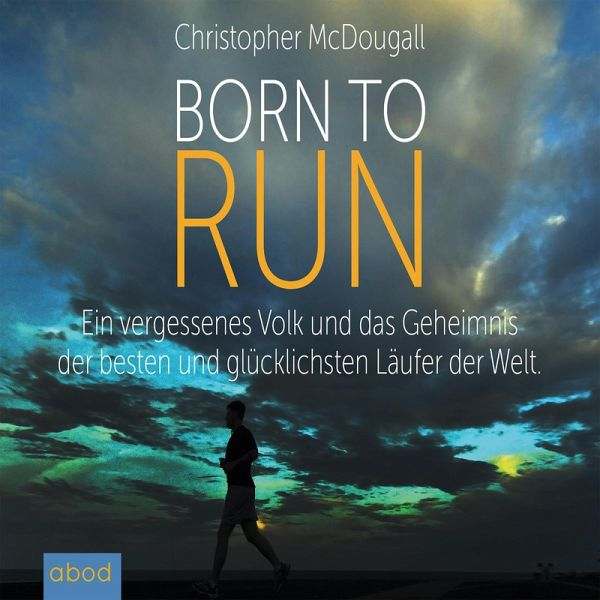 Born to Run (MP3-Download) - McDougall, Christopher