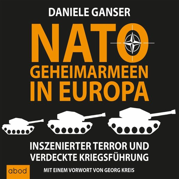 Nato-Geheimarmeen in Europa (MP3-Download) - Ganser, Daniele