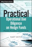 Practical Operational Due Diligence on Hedge Funds (eBook, ePUB)