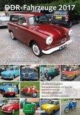 Wochenkalender DDR-Fahrzeuge 2017