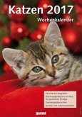 Wochenkalender Katzen 2017