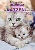 Wochenkalender Keith Kimberlein Katzen 2017