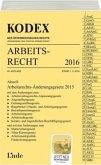 KODEX Arbeitsrecht 2016 (f. Österreich)