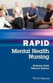 Rapid Mental Health Nursing (eBook, ePUB)