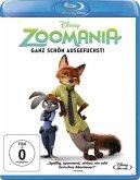 Zoomania, 1 Blu-ray