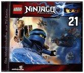 LEGO Ninjago Bd.21 (Audio-CD)