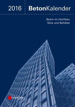 Beton-Kalender 2016 (eBook, ePUB)
