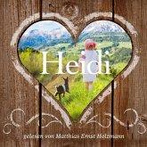 Heidi, 1 Audio-CD