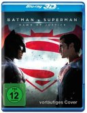 Batman v Superman: Dawn of Justice Blu-ray 3D + 2D / Ultimate Edition