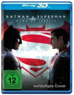 Batman v Superman: Dawn of Justice Blu-ray 3D + 2D / Ultimate Edition - Ben Affleck,Henry Cavill,Amy Adams