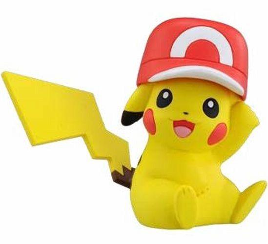 Pokemon Ash Spielfigur mit Pikachu