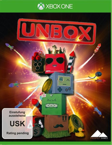 unbox xbox one spiel. Black Bedroom Furniture Sets. Home Design Ideas