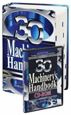 Machinery's Handbook, Large Print & CD-ROM Set [With CD-ROM] - Oberg, Erik