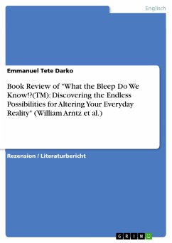 Book Review of