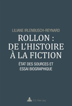 Rollon : de l'histoire à la fiction - Irlenbusch-Reynard, Liliane