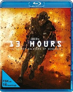 13 Hours - The Secret Soldiers of Benghazi - John Krasinski,James Badge Dale,Pablo Schreiber
