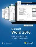 Microsoft Word 2016 (Microsoft Press) (eBook, PDF)