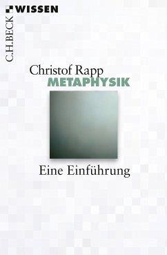 Metaphysik (eBook, ePUB) - Rapp, Christof
