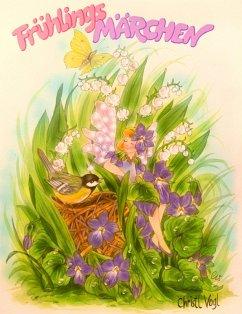 Frühlingsmärchen (eBook, ePUB) - Vogl, Christl