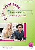 Prüfungswissen. Büromanagement - Abschlussprüfung Teil 1 und 2: Arbeitsbuch