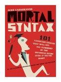 Mortal Syntax (eBook, ePUB)