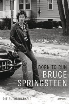9783453201316 - Springsteen, Bruce: Born to Run - Bog