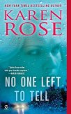 No One Left to Tell (eBook, ePUB)