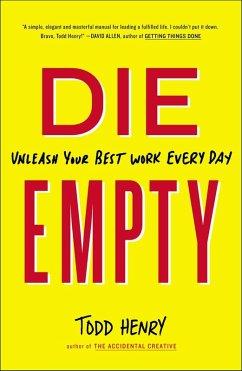 Die Empty (eBook, ePUB) - Henry, Todd