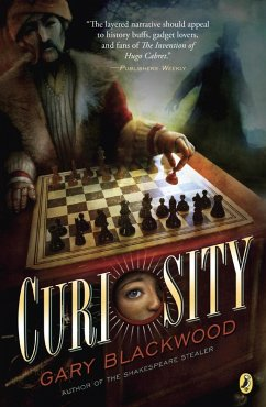 Curiosity (eBook, ePUB) - Blackwood, Gary