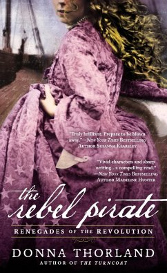 The Rebel Pirate (eBook, ePUB) - Thorland, Donna