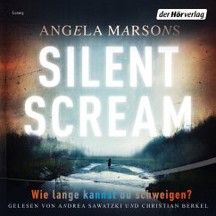 Silent Scream / Kim Stone Bd.1 (MP3-Download) - Marsons, Angela