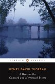 A Week on the Concord and Merrimack Rivers (eBook, ePUB)