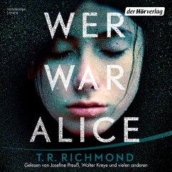 Wer war Alice (MP3-Download) - Richmond, T. R.