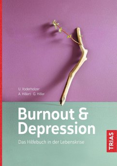 Burnout & Depression - Voderholzer, Ulrich;Hillert, Andreas;Hiller, Gabriele