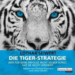 Die Tiger-Strategie (MP3-Download) - Seiwert, Lothar