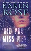 Did You Miss Me? (eBook, ePUB)