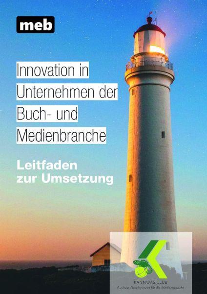 Innovation in Unternehmen der Buch- und Medienbranche (eBook, ePUB)