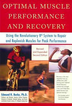 Optimal Muscle Performance and Recovery (eBook, ePUB) - Burke, Edmund R.