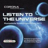 Listen to the Universe - Phantastische Gutenachtgeschichten, Vol. 3 (MP3-Download)