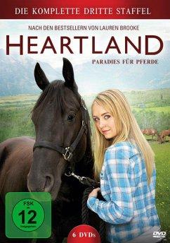 Heartland - Paradies für Pferde - Staffel 3