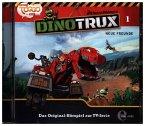 Dinotrux - Neue Freunde, 1 Audio-CD