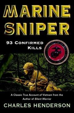 Marine Sniper (eBook, ePUB) - Henderson, Charles